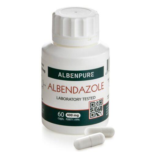 pure albendazole capsules albenpure